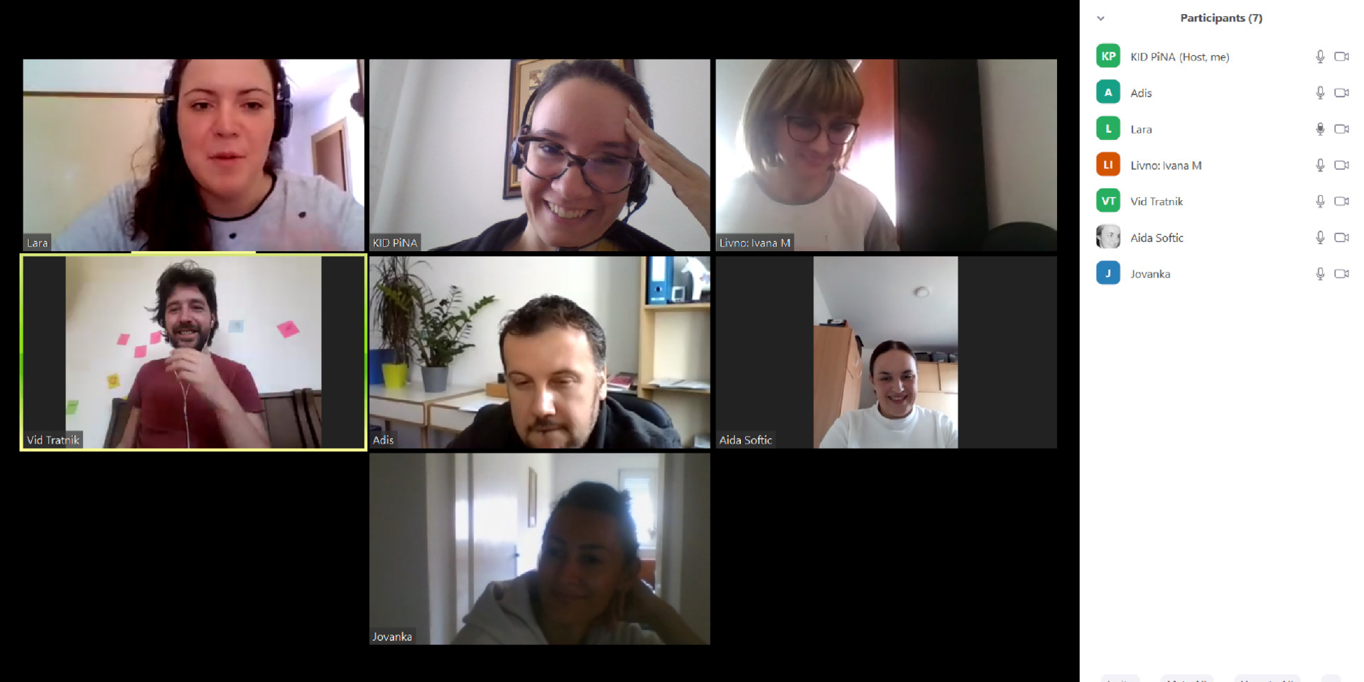 IZVODILI SMO 'KICK-OFF' MEETING